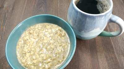 Banana SuperFood Oatmeal