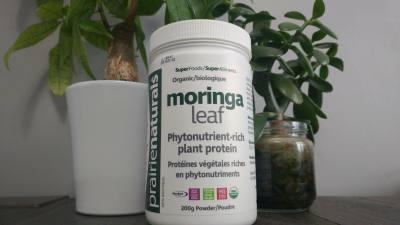 Organic Moringa Powder GIVEAWAY