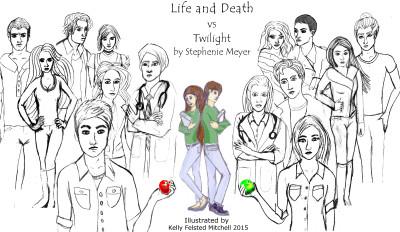 Life and Death vs Twilight