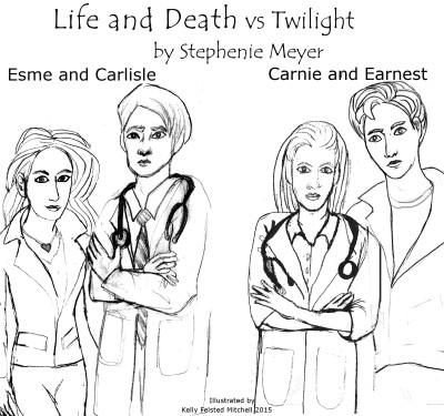 Carlisle and Esme vs Carnie and Earnest