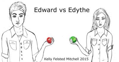 Edward Cullen versus Edythe Cullen