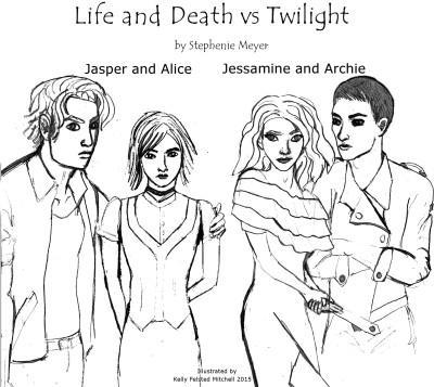Jasper and Alice vs Jessamine and Archie