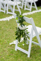 gardenwedding; chairflorals; aisle; centralcoastwedding; florist; sydneyflorist; wollongongwedding; sydneywedding; centralcoastwedding