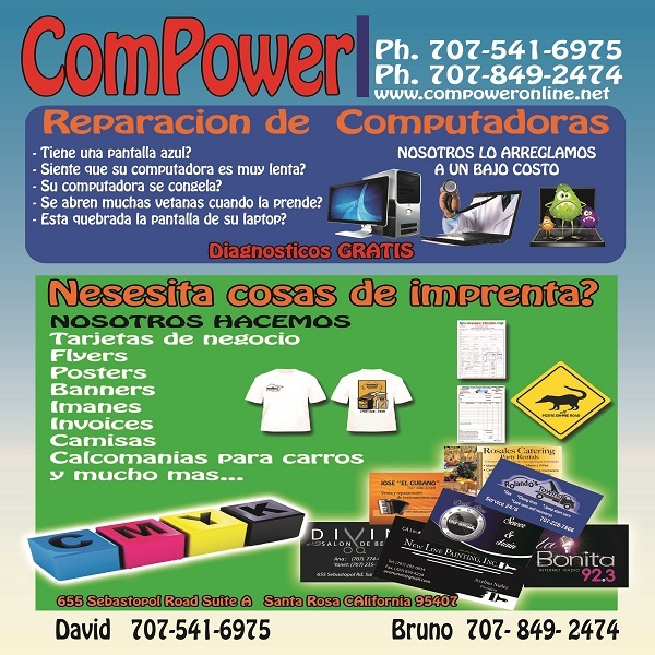 Imprenta Services / Computer Repair