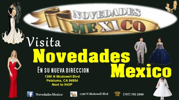Novedades Mexico