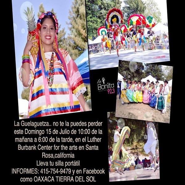 Guelaguetza 7.15.2018