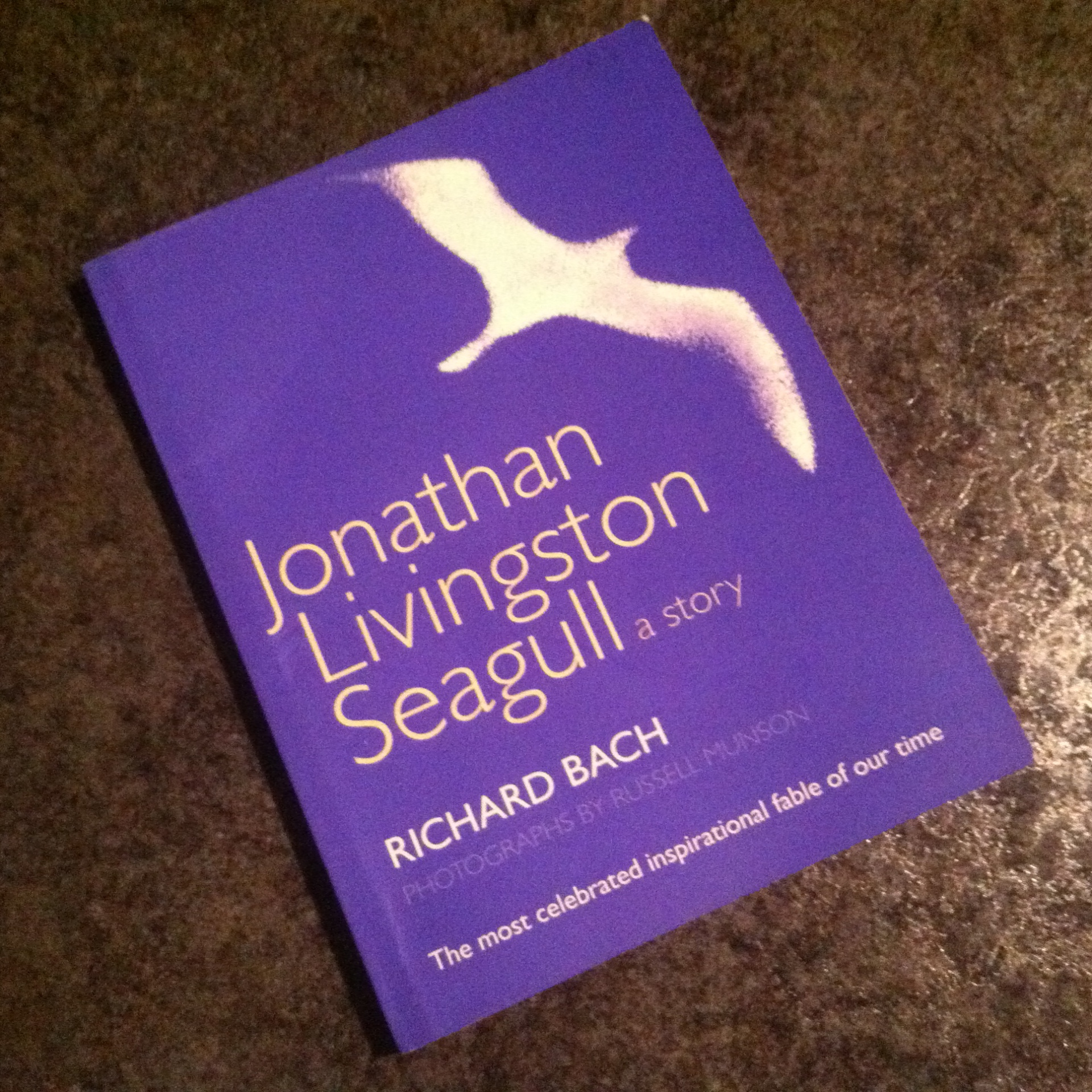 BOOK REVIEW: Jonathan Livingstone Seagull