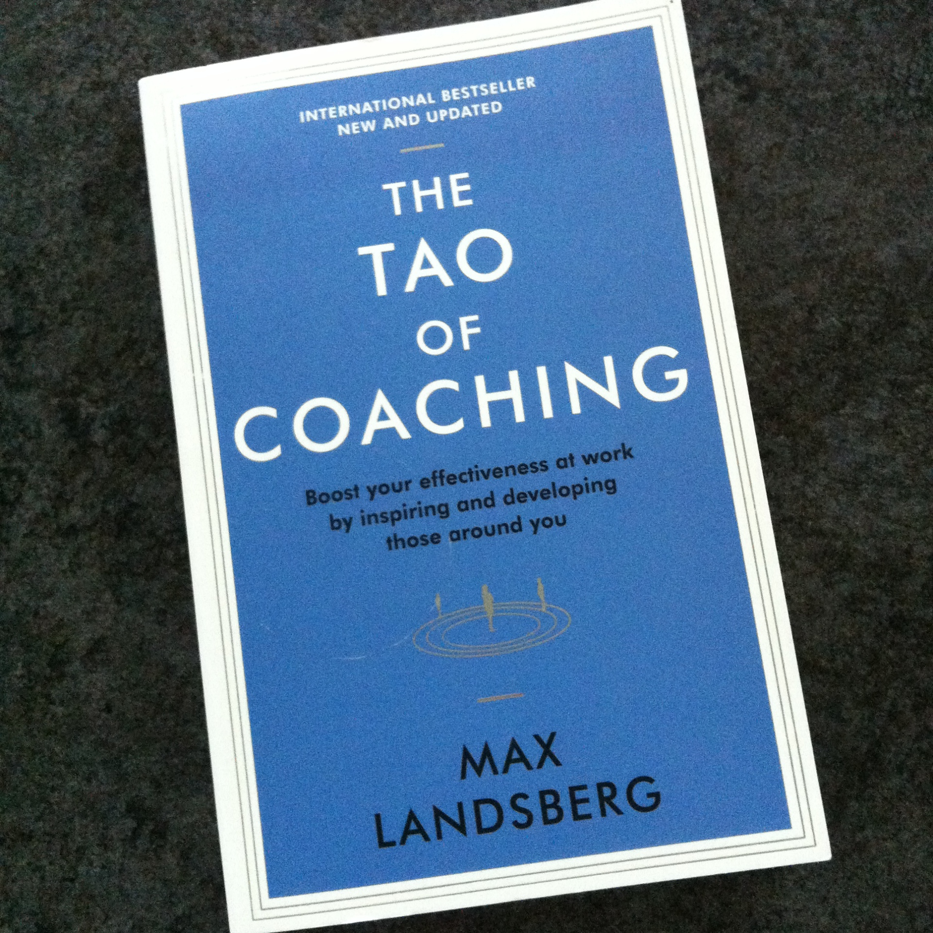 BOOK REVIEW: The Tao of Coaching