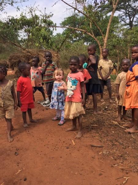 Willa and the Village Children - 2017