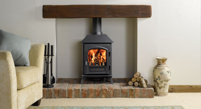 Stovax Riva Plus Small 5Kw Multi Fuel