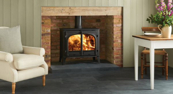 Stockton 14 14Kw Wood Burner