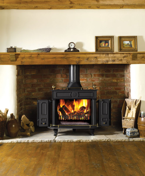 Regency Medium 7.5Kw Multi Fuel