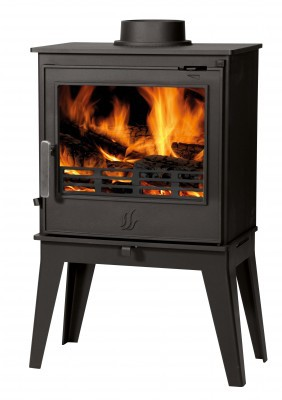 Malvern Long Legs 5Kw Multi Fuel
