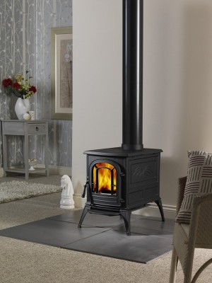 Aspen Wood 4.9Kw Wood Burner