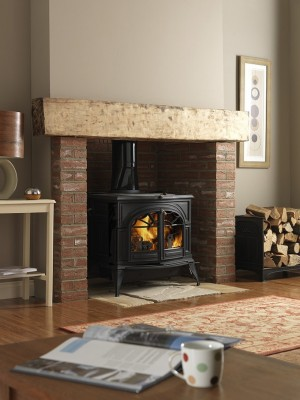 Defiant 8Kw Wood Burner