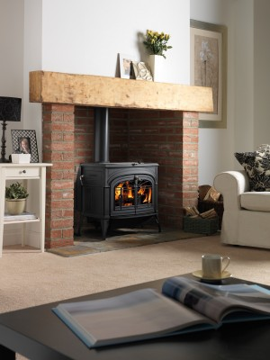 Encore 8Kw Wood Burner