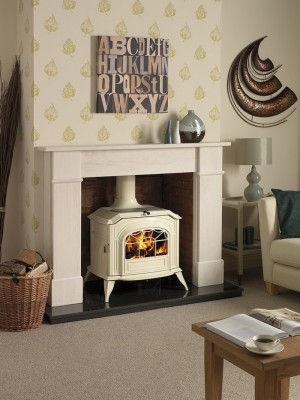 Resolute 10.7Kw Wood Burner