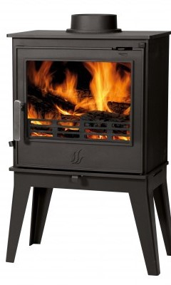 ACR Malvern Long Legs 5Kw Multi Fuel