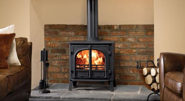 Stovax Stockton 8HB High Output Boiler Multi Fuel