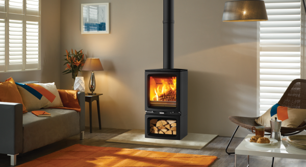 Vogue Midi 5Kw Wood Burner