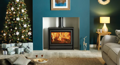 Riva F76 Freestanding 9Kw Wood Burner