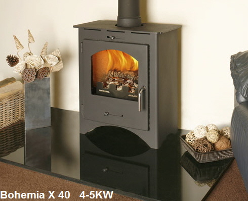 Bohemia X40 4Kw Multi Fuel