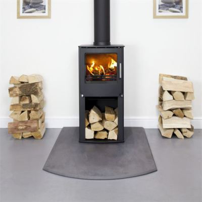 Westfire Series One Log Store 4.9Kw Wood Burner
