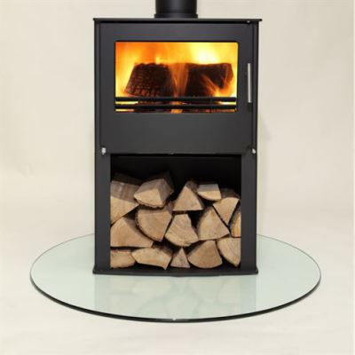Series Two Logstore 7.1Kw Wood Burner