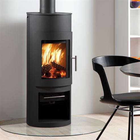 Uniq 15 5Kw Wood Burner