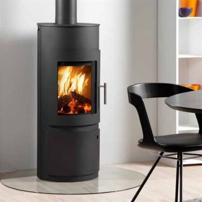 Uniq 15 Log Door 5.3Kw Wood Burner
