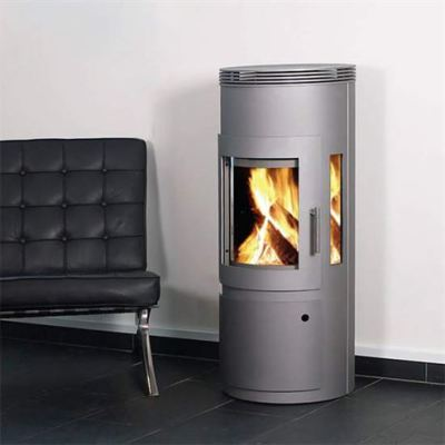 Uniq 16 Log Door 5Kw Wood Burner
