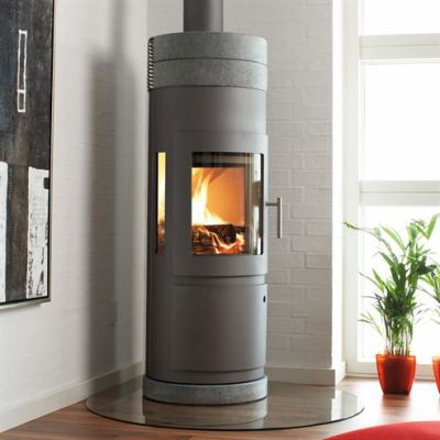 Uniq 16 300mm Soapstone 5Kw Wood Burner