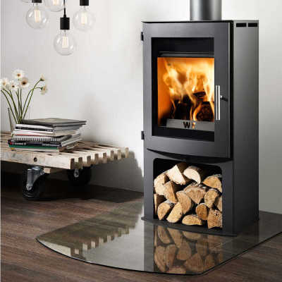 Uniq 18 5.3Kw Wood Burner