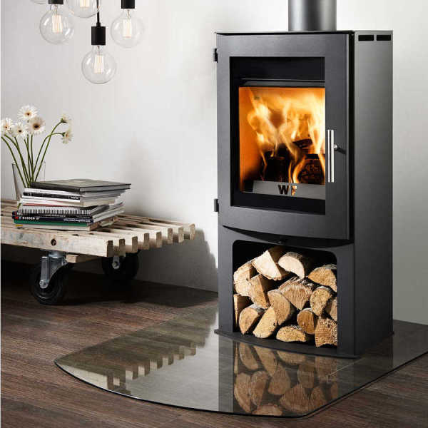 Uniq 18 5Kw Wood Burner