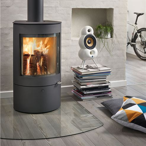 Uniq 21 5Kw Wood Burner