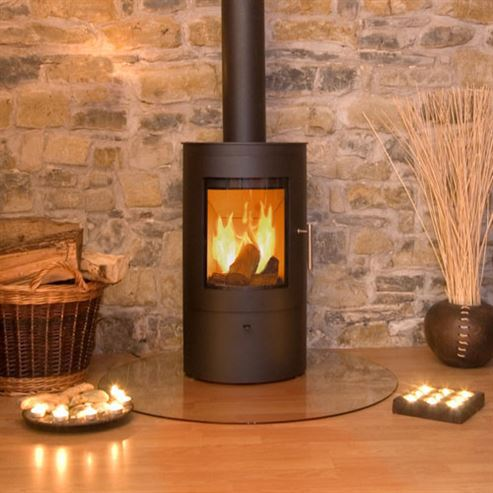 Uniq 21 Compact 5Kw Wood Burner
