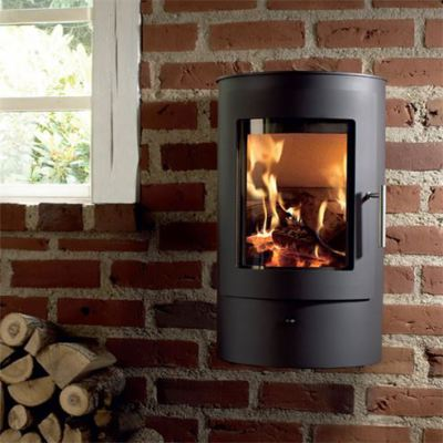 Uniq 21 Wall Hung 5Kw Wood Burner