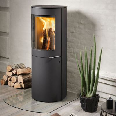 Uniq 26L 4.4Kw Wood Burner