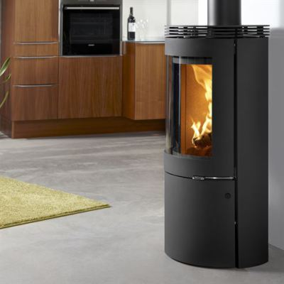 Uniq 27 4.4Kw Wood Burner