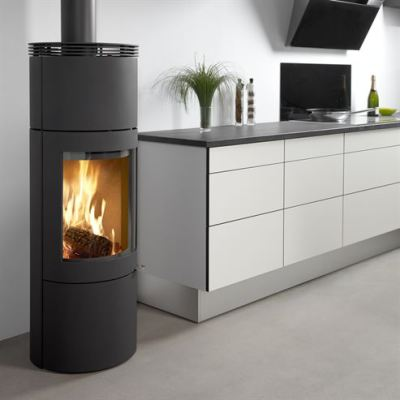Uniq 28 4.4Kw Wood Burner