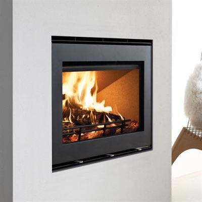 Uniq 32 Frameless 5.9Kw Wood Burner