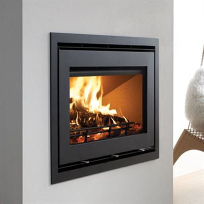 Uniq 32 880mm NF 5.9Kw Wood Burner
