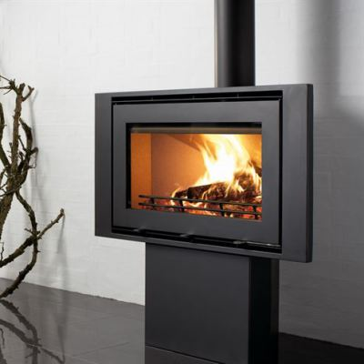 Westfire Uniq 32 Pedestal 5.9Kw Wood Burner