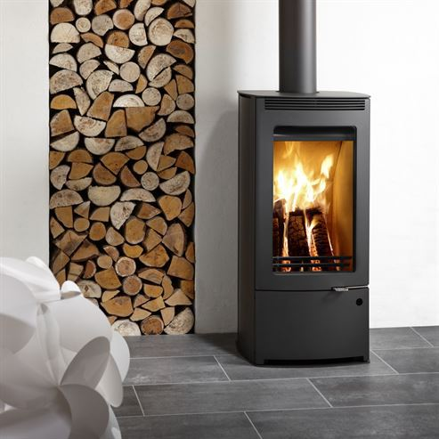 Uniq 33 6.1Kw Wood Burner