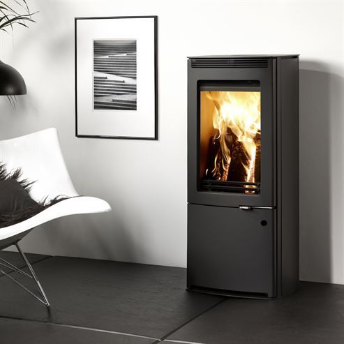 Uniq 34 6.1Kw Wood Burner