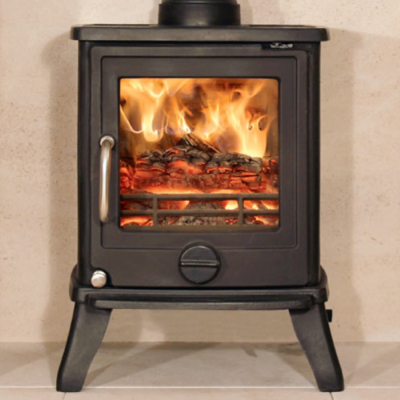 Newman Fireplaces Vista Magnifico SE 4.9Kw Wood Burner