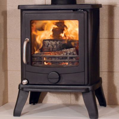 Newman Fireplaces Vista Perfetto SE 4.9Kw Wood Burner