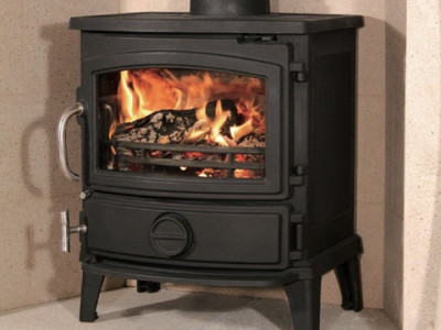 Newman Fireplaces Stoven Mayfair SE 5Kw Wood Burner