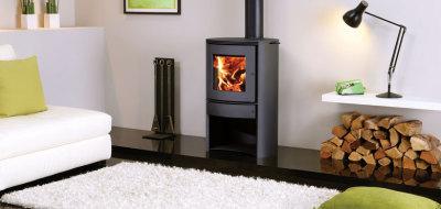 Firepoint 360 8Kw Wood Burner
