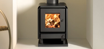 Bosca Limit 350s 3.5Kw Wood Burner